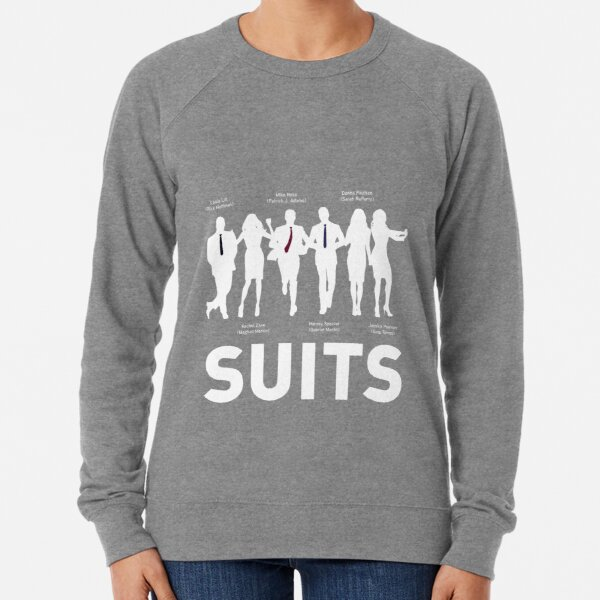 SUITS Lightweight Sweatshirt