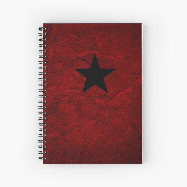 Captain America: Civil War - Soviet Manual Print Spiral Notebook