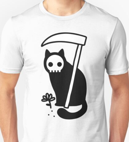 Grim Kitty T-Shirt