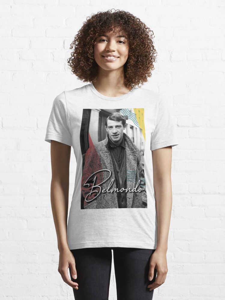 Alternate view of Jean Paul Belmondo / French New Wave  Essential T-Shirt