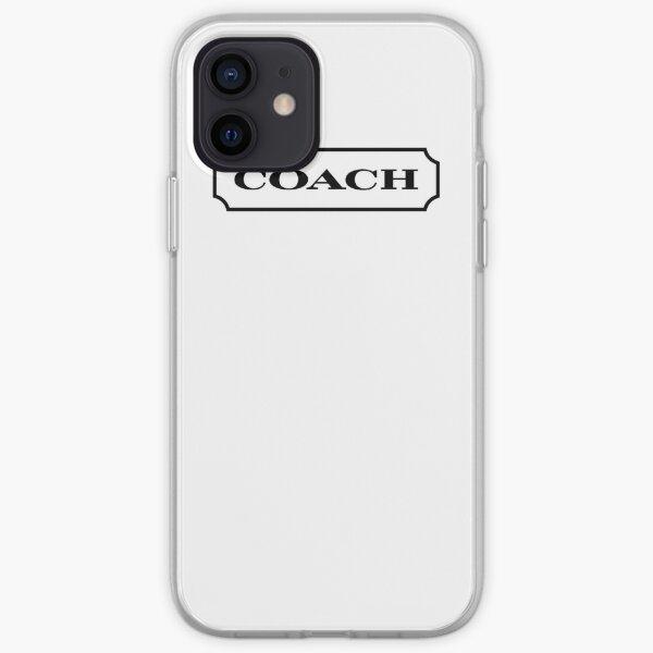 entraîneur Coque souple iPhone