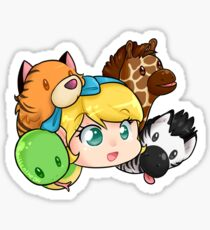 Child's Play Scylla Sticker Sticker