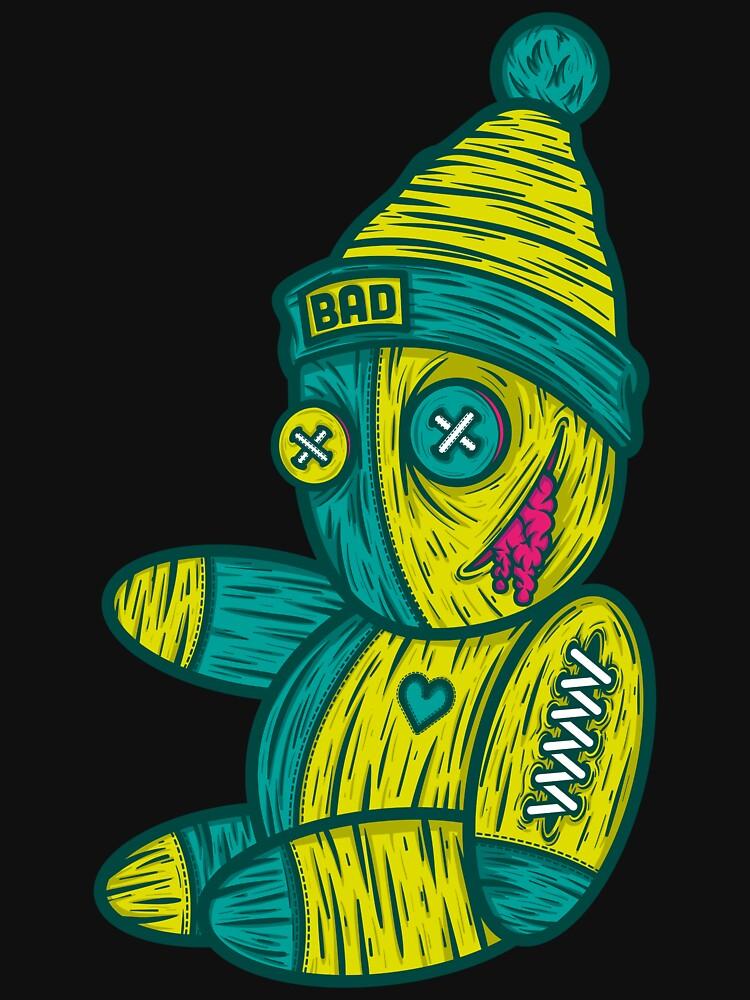 Puppet Zombie by badbrain