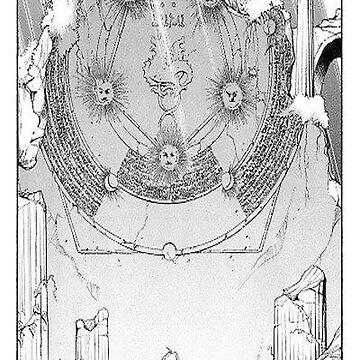 Xerxes Poster by Plateman