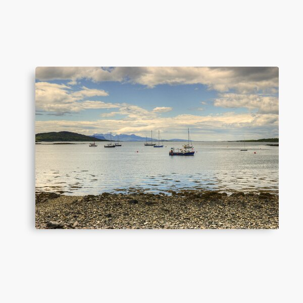 View From Rhu Canvas Print