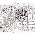Tangled Art by Christianne Gerstner