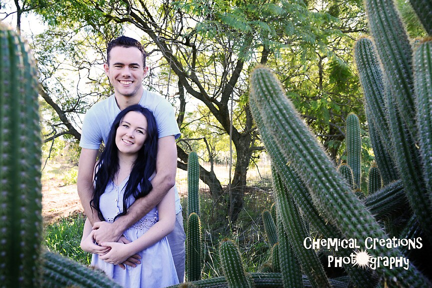 Katie & Tim Portrait by Chemical Creations  Photography