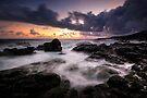 Sleeping Giant - Maui by Michael Treloar