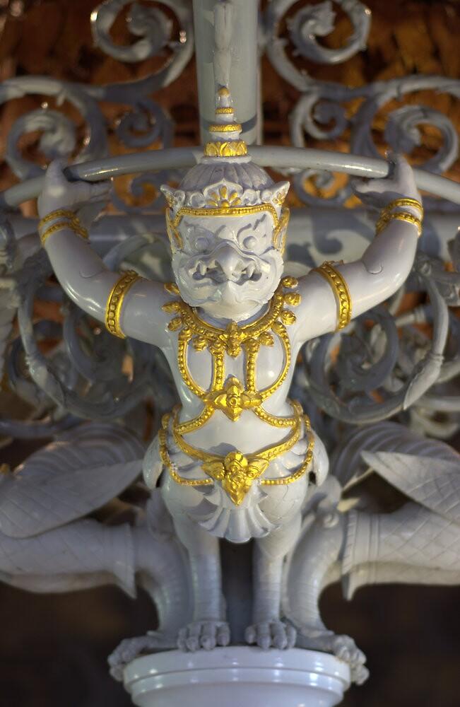 Thai Statue. by Tinglis