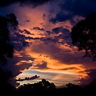 Super Sunset by Andrew Bosman