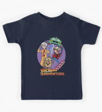 Back to the Adventure Kids Tee