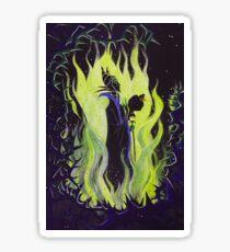 Dark Fire Sticker