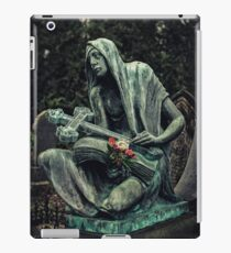 Mournful Memorial  iPad Case/Skin