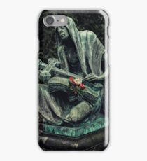 Mournful Memorial  iPhone Case/Skin