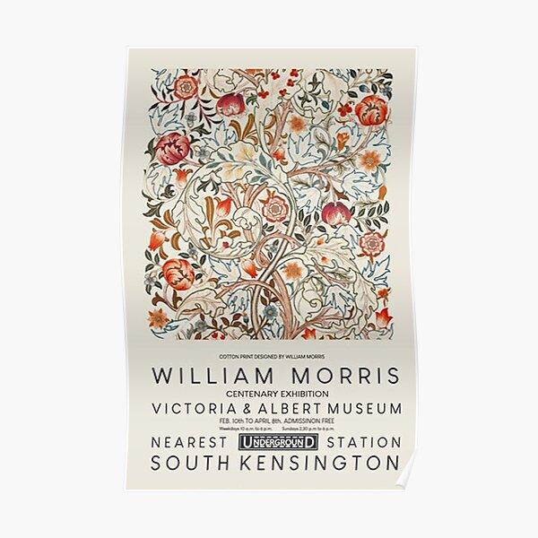 William Morris - Art Nouveau Poster