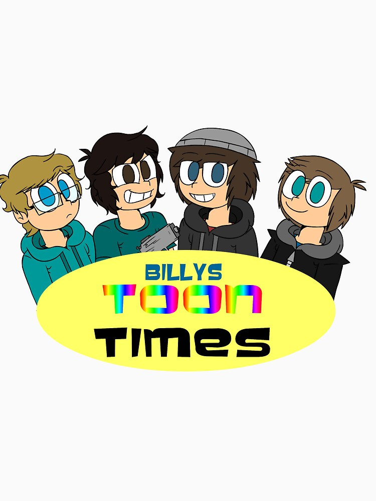 Billys Toon Times #1 by BillyBCreations