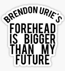Beebo's Head Sticker