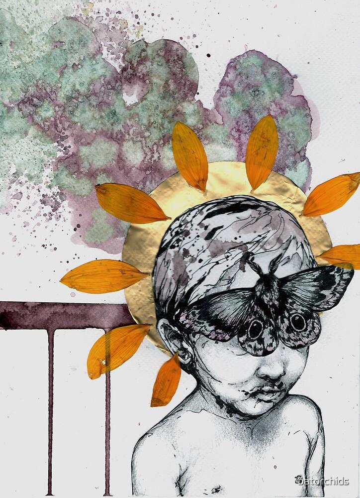 Sunflower boy  by batorchids
