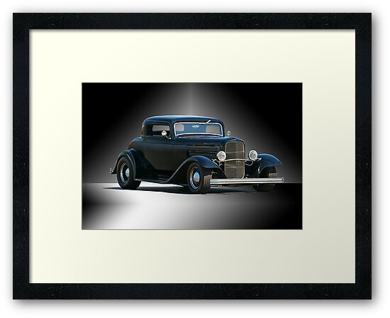 1932 Ford Coupe 'Studio' by DaveKoontz