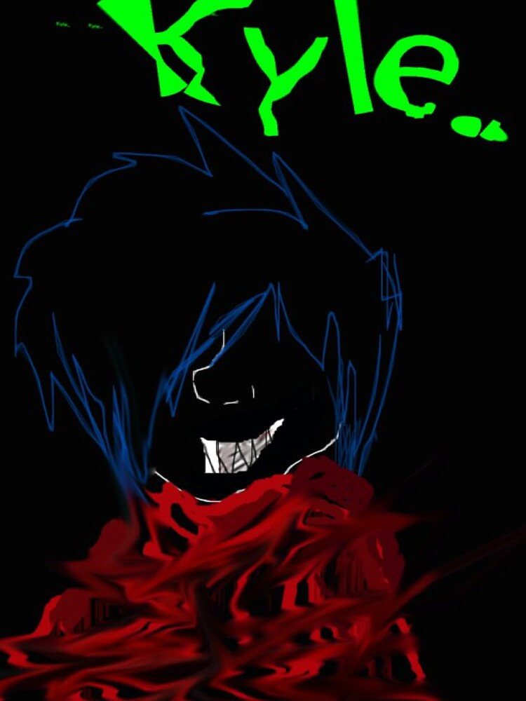 Kyle Shirt by ImaMonsterHaHaH
