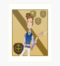Eliot Waugh (The Magicians) Art Print