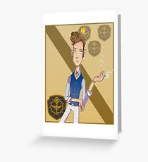 Eliot Waugh (The Magicians) Greeting Card