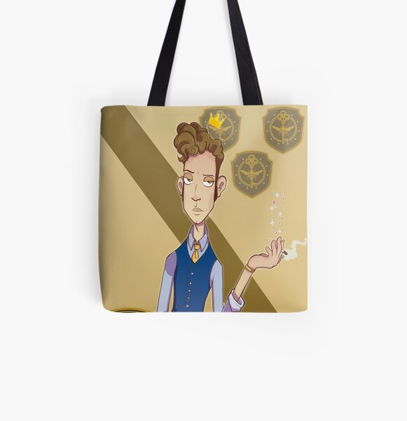 Eliot Waugh (The Magicians) All Over Print Tote Bag