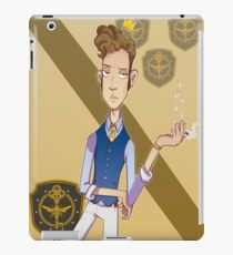 Eliot Waugh (The Magicians) iPad Case/Skin