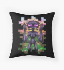 Dawn of the Ender Throw Pillow