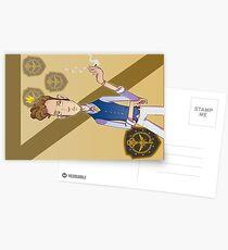 Eliot Waugh (The Magicians) postcard Postcards
