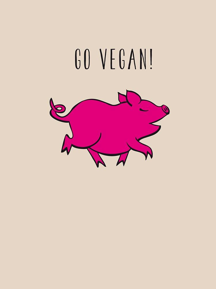 happy pig2 by hennavegh