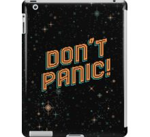 Don't Panic! Pixels iPad Case/Skin