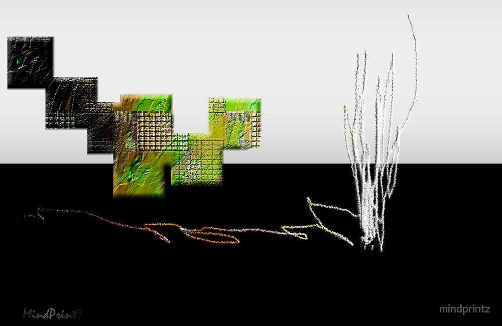 Landscape by mindprintz