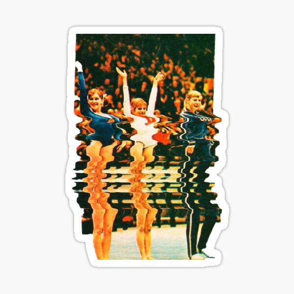 rhythmic gymnastics Sticker