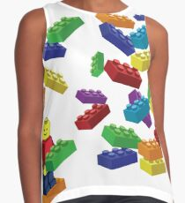 LEGOS and Minifigure Contrast Tank