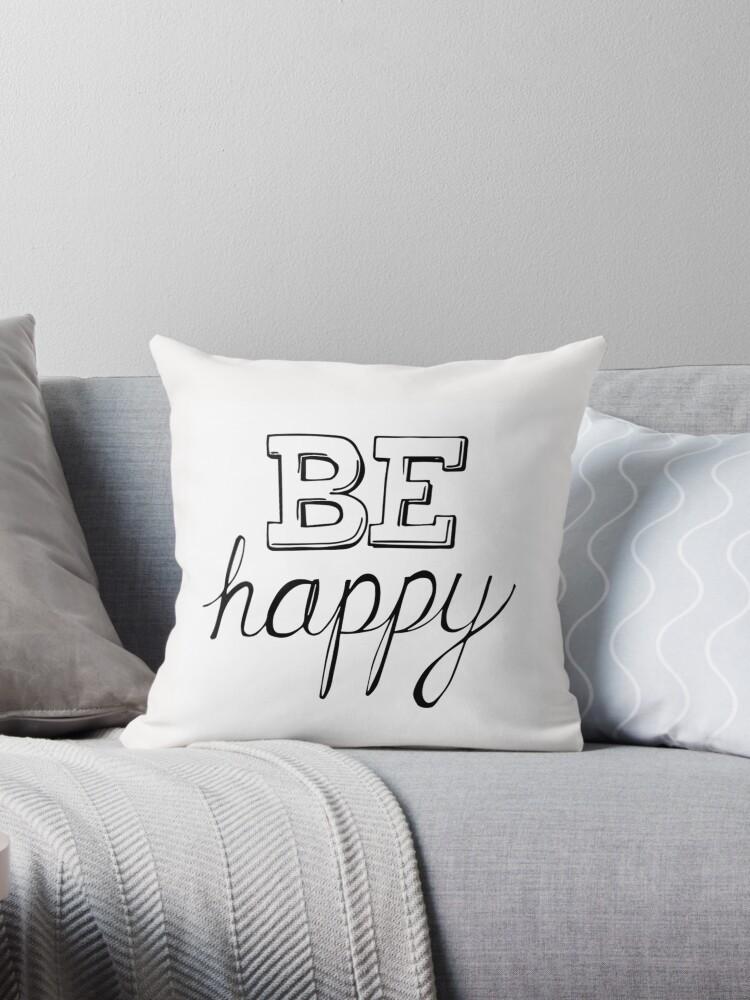 Be Happy by Mariana Ramírez
