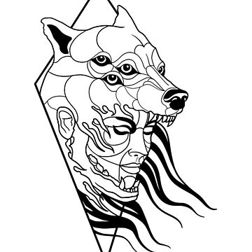 WOLF 2 by dannyilcane