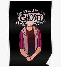Ghosts In Me Poster
