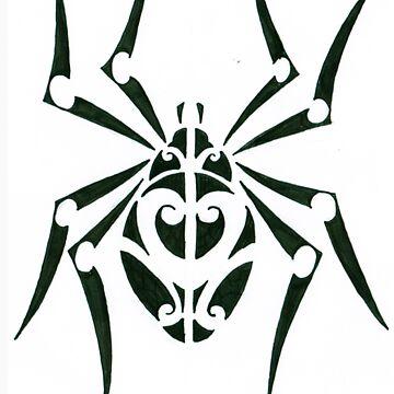 Tribal Spider by Hrothgar79
