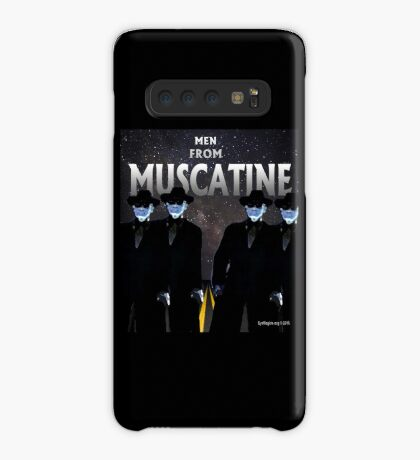 Men From Muscatine Case/Skin for Samsung Galaxy