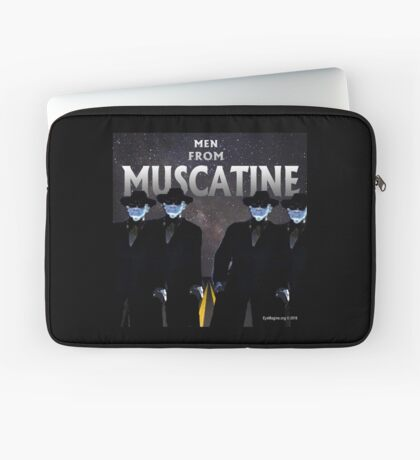 Men From Muscatine Laptop Sleeve