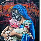 The Madonna by Iroek