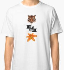 Tiger & Lily, Peter Pan themed- Simple Classic T-Shirt