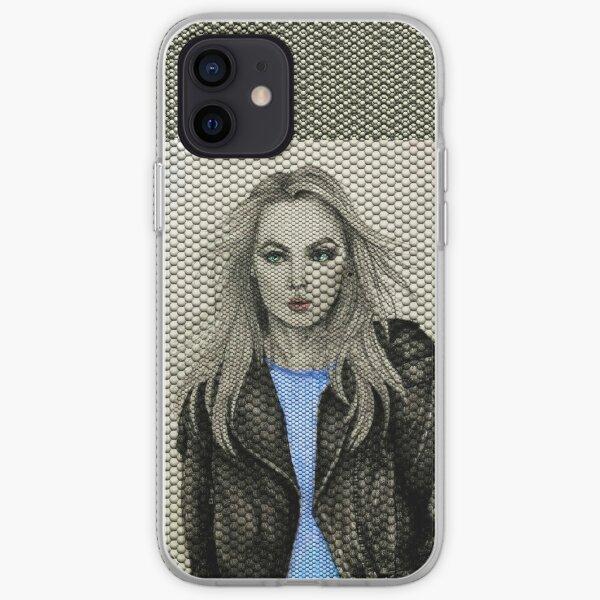 Girl Rider 1 iPhone Soft Case