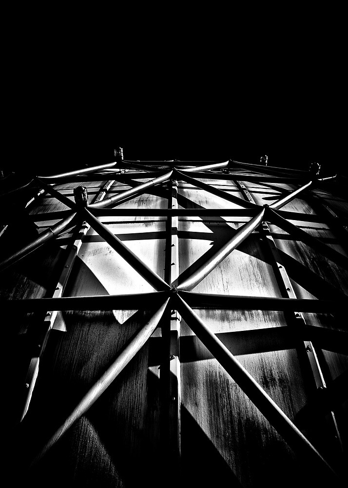 Ontario Place Cinesphere 4 Toronto Canada by Brian Carson