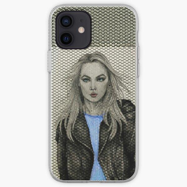 Girl Rider 2 iPhone Soft Case