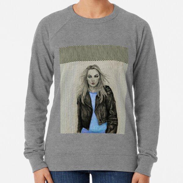 Girl Rider 1 Lightweight Sweatshirt