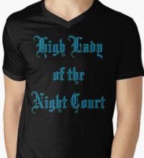 High Lady of the Night Court Men's V-Neck T-Shirt