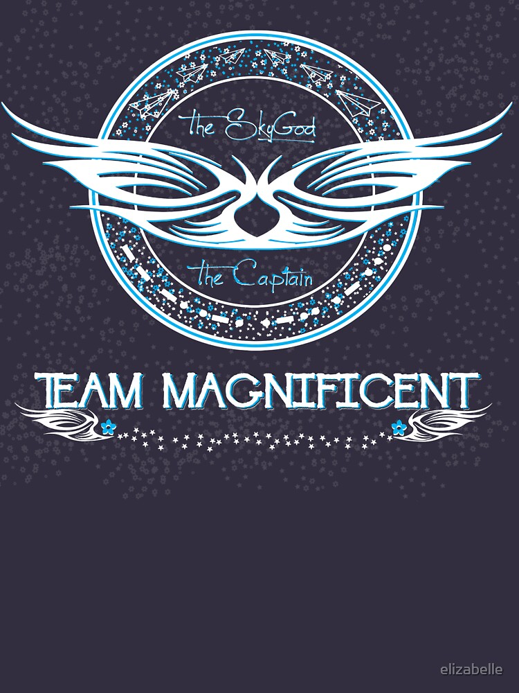 Team Magnificent by elizabelle