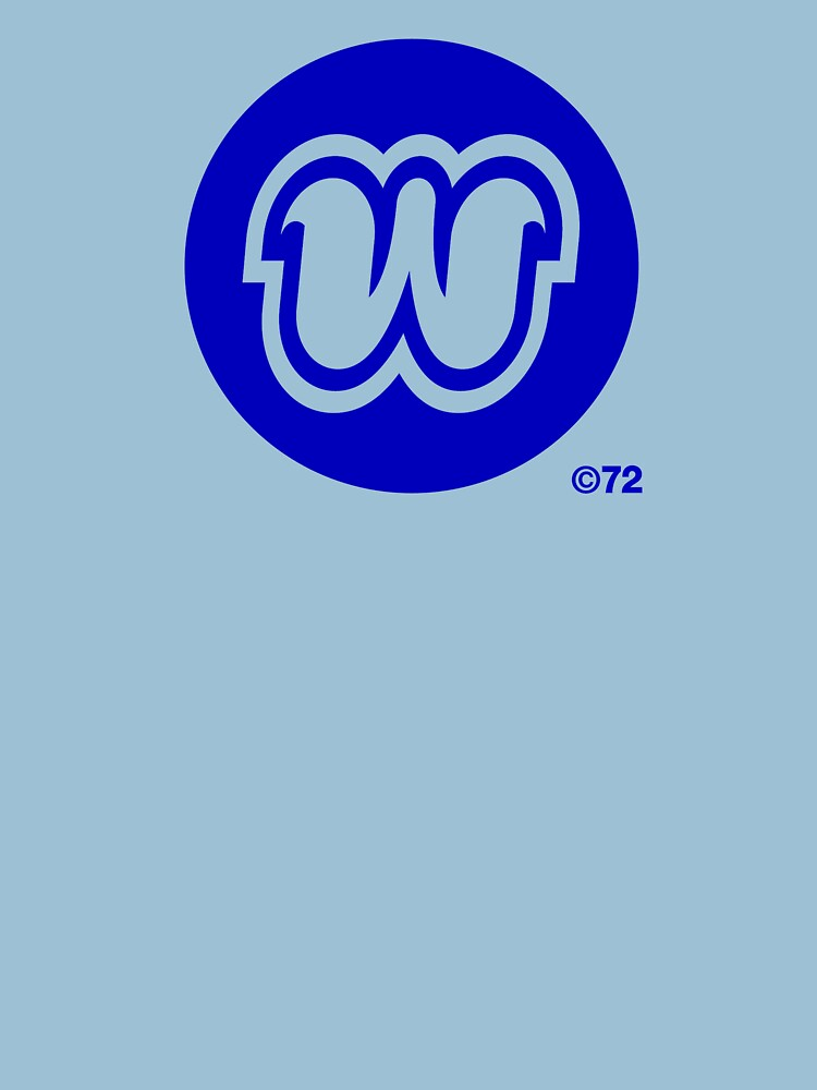 "Orange ""W"" T-shirt by Westlake1972"